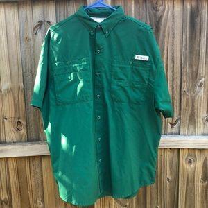 Columbia sportswear PFG fishing shirt